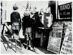 Brighton West Pier Arcade, England 1901