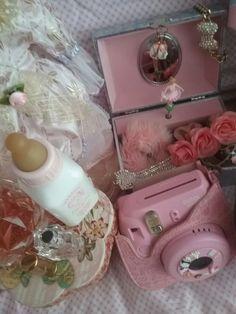 Pink asthetic girly melanie martinez porceline doll ballerina cute kawaii