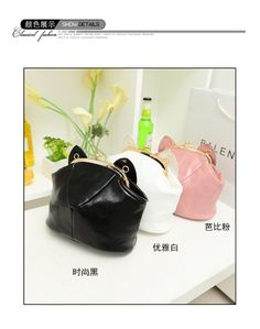Taobao Finds - 99 yuan ($16.31 USD0 Colors: black / white / pink