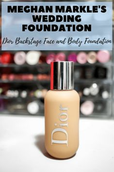 DIOR FOUNDATION | BACKSTAGE FACE AND BODY | Kate Loves Makeup Gorgeous Makeup, Love Makeup, Beauty Makeup, Makeup Looks, Beauty Care, Beauty Hacks, Beauty Tips, Dior Foundation, Meghan Markle Wedding