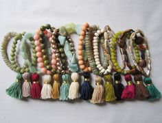 tassels and stones                                                                                                                                                                                 More