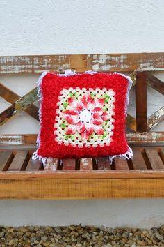 Receitas Círculo - Capa Almofada Decore Vermelho