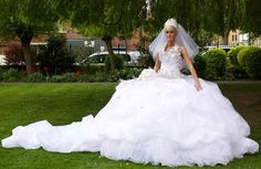 [ Big Fat Gypsy Wedding Dresses Designs Wedding Dress 1 ] - Best Free Home Design Idea & Inspiration Worst Wedding Dress, Queen Wedding Dress, Puffy Wedding Dresses, Wedding Dress Cost, Designer Wedding Dresses, Gypsy Wedding Gowns, My Big Fat Gypsy Wedding, Gipsy Wedding, Dream Wedding