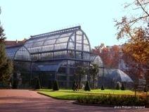 Les serres du jardin botanique du Parc de la Tête d'or. @NeoZarrivants -- http://www.neozarrivants.com/lyon/