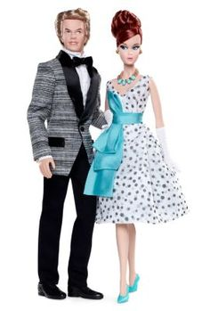 Spring Break 1961™ Barbie® and Ken® Giftset | convention-barbie-dolls | The Barbie Collection