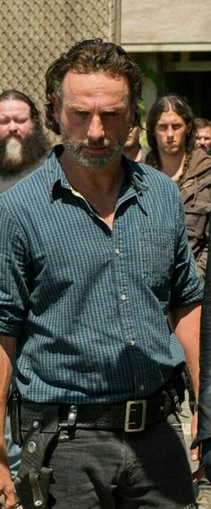 Andrew Lincoln, Rick Grimes, My Man, Zombies, The Walking Dead, Addiction, Fandoms, American, Friends
