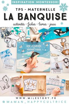 activites-banquise-maternelle/ - The world's most private search engine Winter Theme, Babysitting, Preschool, Pole Sud, Teaching, Activities, Education, Peda, Blue Prints