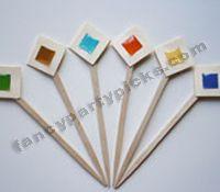 The Best Handmade Decorated Picks
