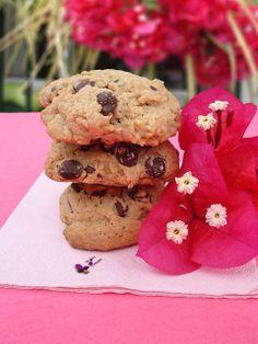 cookies, galletas, chips de chocolate, chocolate,
