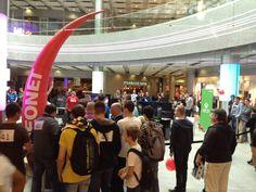 Turniej FIFA 15 z Neonet  Stawiło się 192 uczestników, którzy walczyli o główną nagrodę XBOX ONE oraz gry FIFA15