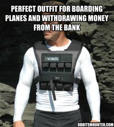 Why Weight Vests Never Became So Popular