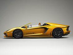 2013 Lamborghini Aventador LP700-4 Spyder