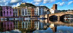 15 cose da fare in vacanza a Bosa #sardegna #sardinia #borghi #borgo #mare #sea #vacanze #turismo #tourism