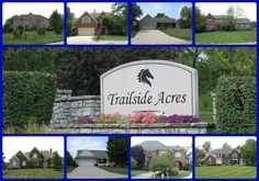 Trailside Acres community of Mason Ohio 45040.  Large lots.  Click through for more information and to search Trailside Acres homes for sale.