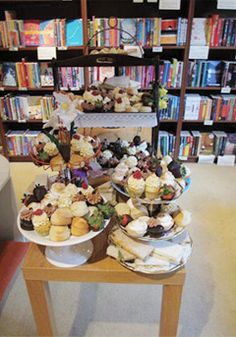 Afternoon Tea - The English Bookshop: About Us: The Cafe Bookstore Design, Bistros, Afternoon Tea, Amsterdam, This Is Us, Favorite Things, English, Breakfast, Food