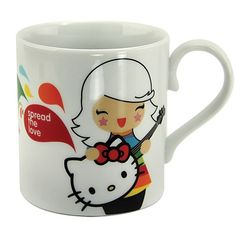 Momiji Hello Kitty Mugs Astrid