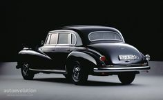 The highly luxurious typ 300 introduced in November 1951 came to be known as the Adenauer after having become a personal favorite of ...