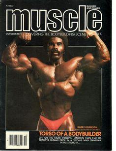 Muscle Builder October 1978