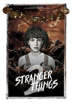 "pixalry:  ""Stranger Things 2 - Created by Haley Turnbull"""