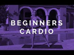 Beginners Cardio | Rebecca Louise - YouTube