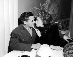 I found this and just had to put another of Lucy and Desi