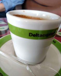Café do dia: Delta Ruby #deltaexpresso #coffetime #coffee