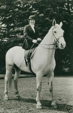 Queen of The Netherlands on Horse Sidesaddle | eBay
