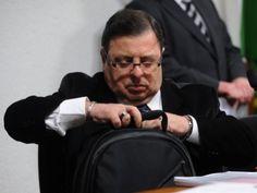 Jornalista diz à CPI ter recebido 'dinheiro sujo'