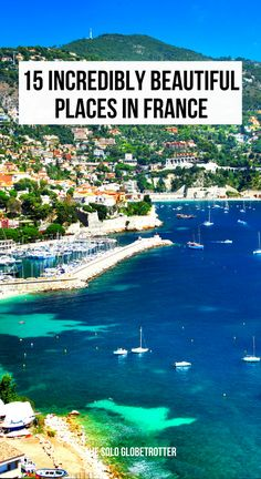 Check out the most beautiful cities in France that should be on your bucket list. There are plenty of beautiful places in France that you can visit apart from Paris. Get to know more about the best France cities here. Europe Destinations, Barbados, Provence, France City, European Travel Tips, Paris Travel Guide, France Travel, Travel Europe, Travel Inspiration