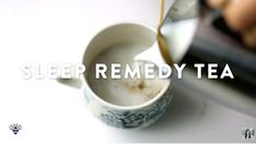 This can't always be happening, that's why after reading a couple of sleep remedy articles, I found a simple one. A special tea with some steamed milk, this soothing drink is a must try. Written instructions here ==> http://gwyl.io/sleep-remedy-tea-lavender/