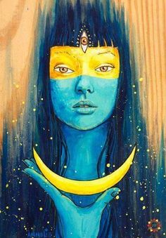 Houve um tempo, em que todas as mulheres eram sagradas. Em que eram vistas como Deusas, como senhoras de seu próprio destino. Houve um tempo, em que o corpo era sagrado, em que o sexo era uma prece…