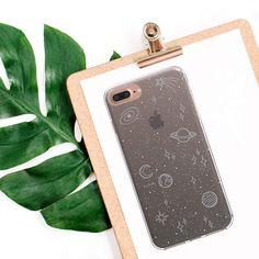 Flavr Ultra Slim Cosmic Happenings Case For Apple iPhone 6/6s/7/8 Plus
