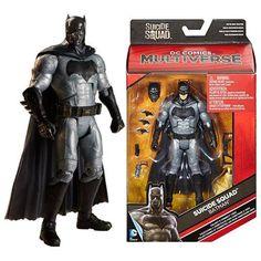 DC Comics Multiverse - Suicide Squad - Batman 6-Inch Action Figure