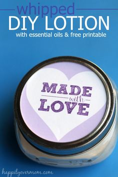 best lotion recipe ever made with essential oils - I never believe people when they talk about recipes like this, but this one i...