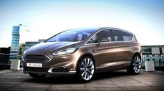 #Ford S-Max #Concept