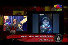 """Los Cirqueros Y Porque Mozart La Para Llamó """"Vieja Del Diablo"""" A Cheddy García"""