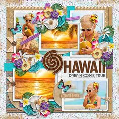 Tinci Designs-Amazing Year-July 1.Template http://store.gingerscraps.net/Amazing-year-July-1..html Amanda Yi Designs-WendyP Designs-Around The World-Hawaii http://www.sweetshoppedesigns.com/sweetshoppe/product.php?productid=37141