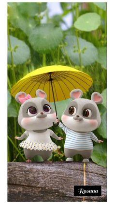 Rabbit Wallpaper, Chibi Wallpaper, Cute Baby Wallpaper, Cute Couple Wallpaper, Cute Disney Wallpaper, Cute Bunny Cartoon, Cute Cartoon Images, Cute Kawaii Animals, Cute Love Cartoons