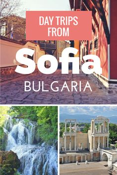 Looking for the best day trips from Sofia Bulgaria?! You've come to the right place, my travel-enthusastic friend!