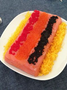Salmo cake