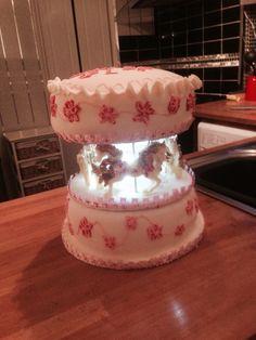 Merry go round cake