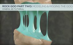 In this tutorial we will be exploring some ways to mimic some aspects of this great video from CROWD studio. https://vimeo.com/91808860  In part two I'll go through a bunch of different tricks prepare the geometry to be cut in two, then create and rig a mesh that looks and behaves like a sticky goo that is stuck to the surfaces of the rock. For this I cover some simple applications for joints, then move on to use the mesh deformer, smoothing deformer, and the pose morph tag.  For ...