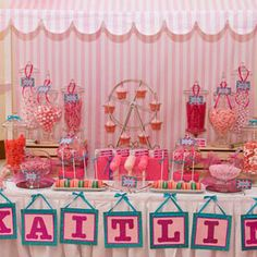 pink-carnival-first-birthday-party-kaitlin-dessert-table-carnival-booth-backdrop-canopy-teal.jpg 320×320 pixels