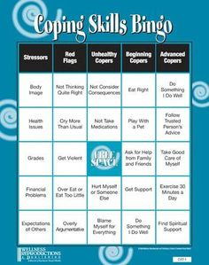 99 Coping Skills! Could think of a bunch of activities to use ...