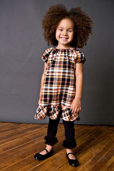 Perfect Peasant Dress PATTERN TUTORIAL EBOOK  by DreamSpunKids, $8.50