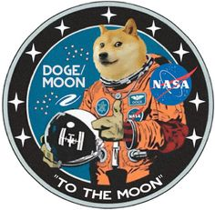 Dogecoin Is Going to the Moon. Join the vibrant doge community @ http://www.reddit.com/r/dogecoin