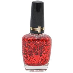 Milani Jewel FX Nail Lacquer - Red ** You can get additional details at the image link. (This is an affiliate link) #NailPolish