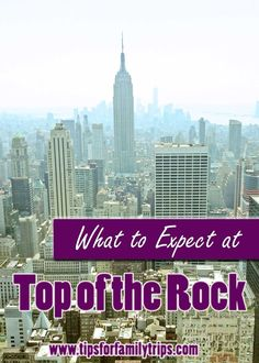 Top of the Rock travel tips