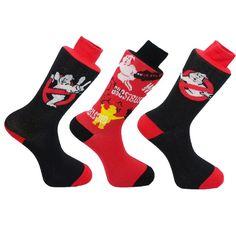 Ghostbusters Socks