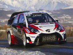 2017 WRC  復活再戦 TOYOTA「YARIS」 初戦 2位の走り!